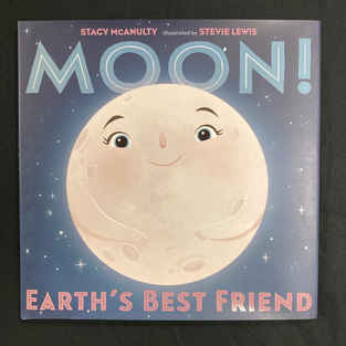 Moon! by Stacy McAnulty