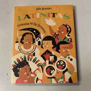 Latinitas by Juliet Menendez