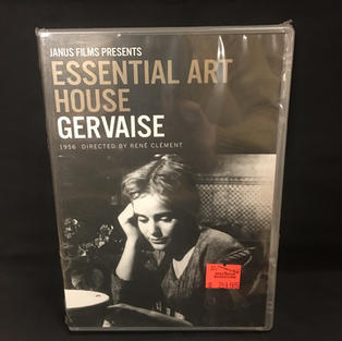 DVD - Gervaise - Essential Art House - Janus Films
