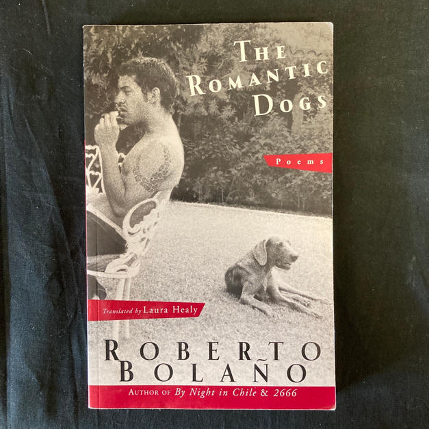 The Romantic Dogs by Roberto Bolano