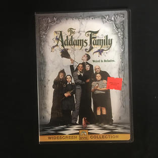 DVD - The Addams Family