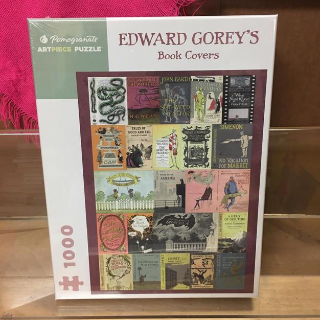 Book Covers - Edward Gorey