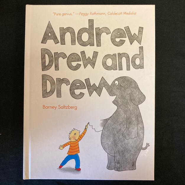 Andrew Drew and Drew by Barry Saltzberg