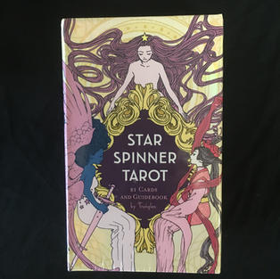 Star Spinner Tarot Deck