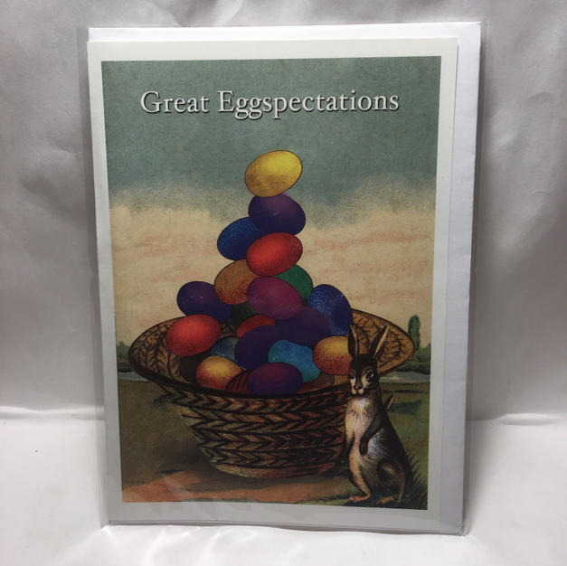 Great Eggspectations Easter - Ganapati Studios