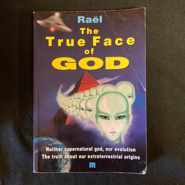 The True Face of God by Rael