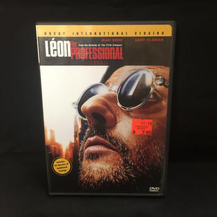 DVD - Leon the Professional
