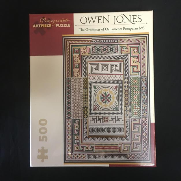 Grammar of Ornament - Owen Jones