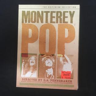 DVD - Monterey Pop - Criterion