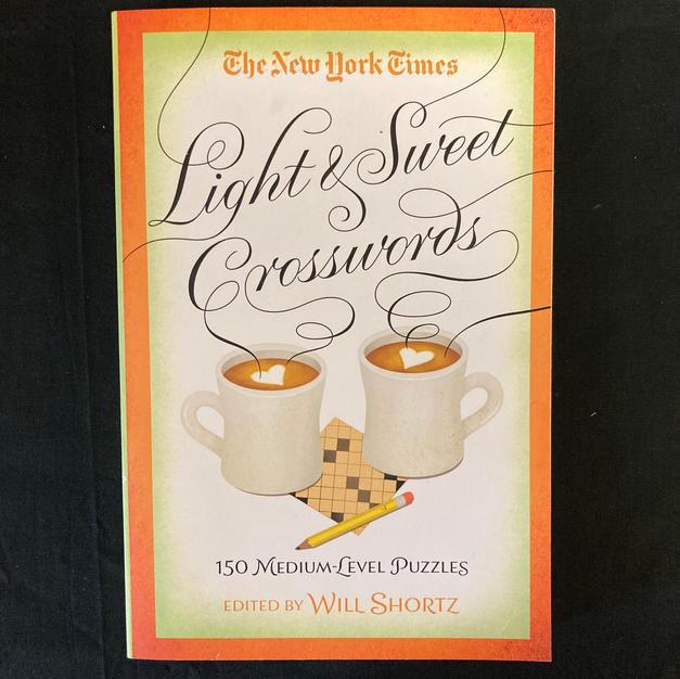 The New York Times Light & Sweet Crosswords - Ed. Will Shortz
