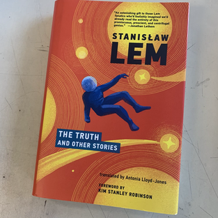 The Truth and Other Stories by Stanisław Lem