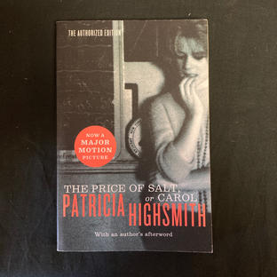 The Price of Salt, or Canoe by Patricia Highsmith