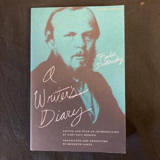 A Writer's Diary by Fyodor Dostoevsky
