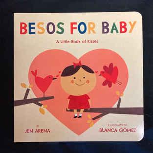 Besos for Baby by Jen Arena