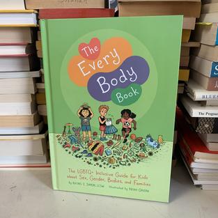 The Every Body Book by Rachel E Simon