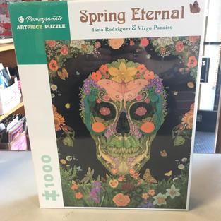 Spring Eternal, Tino Rodriguez & Virgo Paraiso