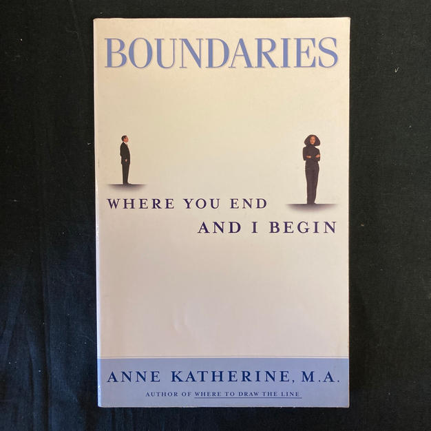 Boundaries by Anne Katherine MA