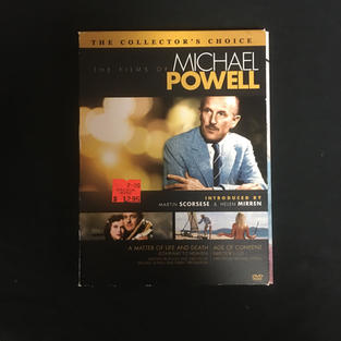 DVD - The Films of Michael Powell