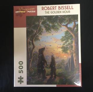 Golden Hour - Robert Bissell