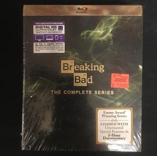 Blu-Ray - Complete Breaking Bad