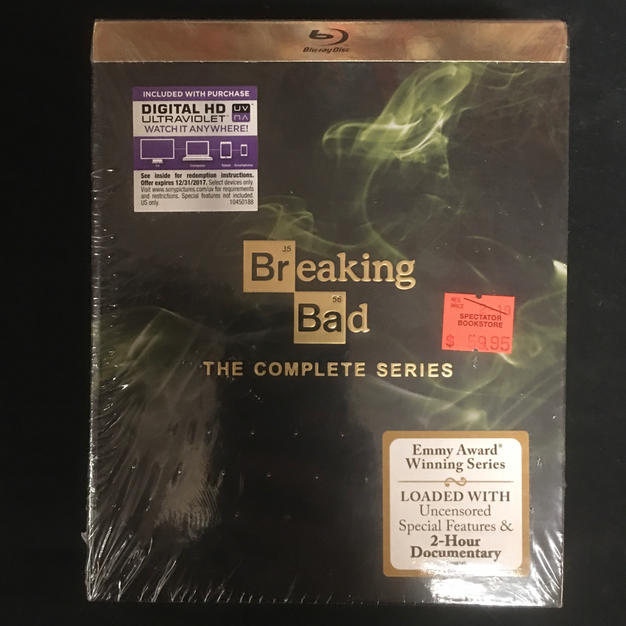 Blu-Ray - Complete Breaking Bad