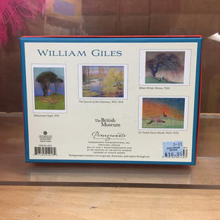 Assorted - William Giles (back)