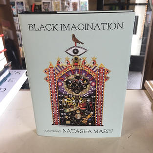 Black Imagination by Natasha Marin