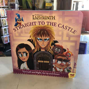 Jim Henson's Labyrinth: Straight to the Castle