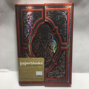 Exotic Marquetry - Lined Small Paperblanks Journal