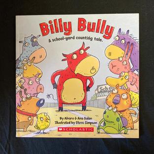 Billy Bully by Alvaro & Ann Galan