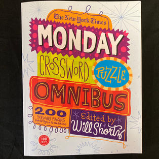 The New York Times Monday Crossword Puzzle Omnibus - Ed. Will Shortz
