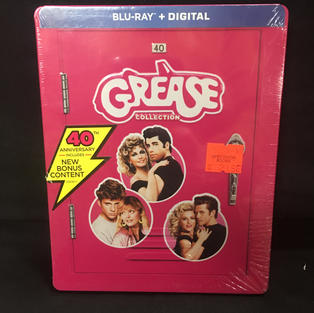 Blu-ray - Grease Collection