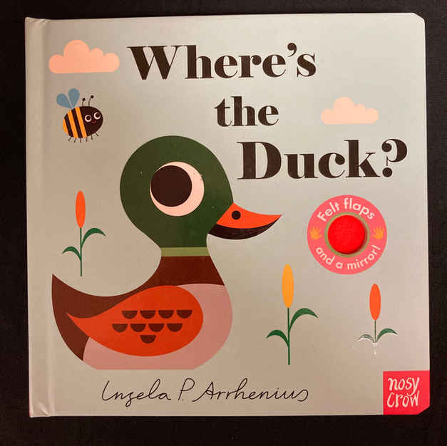 Where's the Duck? by Ingela P Arrhenius