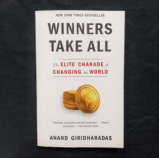 Winner Take All by Anand Giridharadas