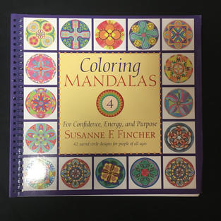 Coloring Mandalas 4 Coloring Book