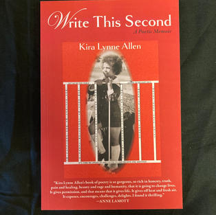Write This Second by  Kira Lynne Allen