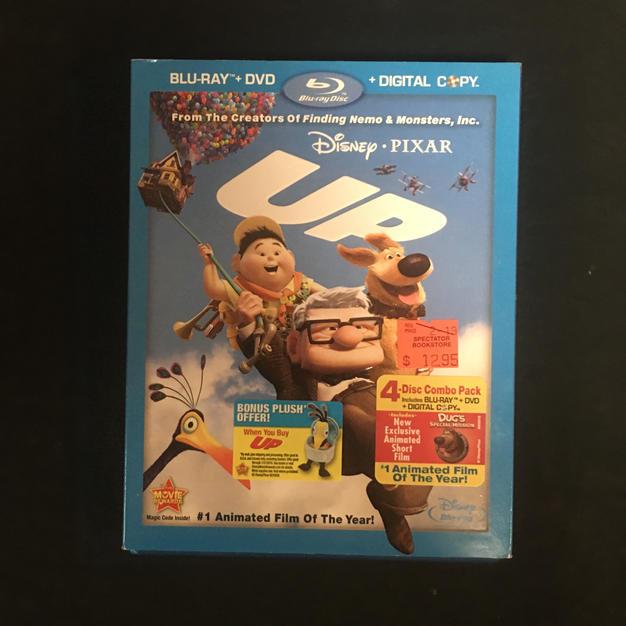 Blu-Ray / DVD Combo - Up