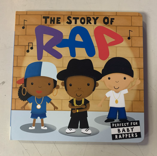The Story of Rap by Caterpillar Books