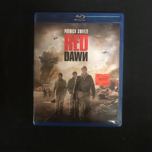 Blu-ray - Red Dawn