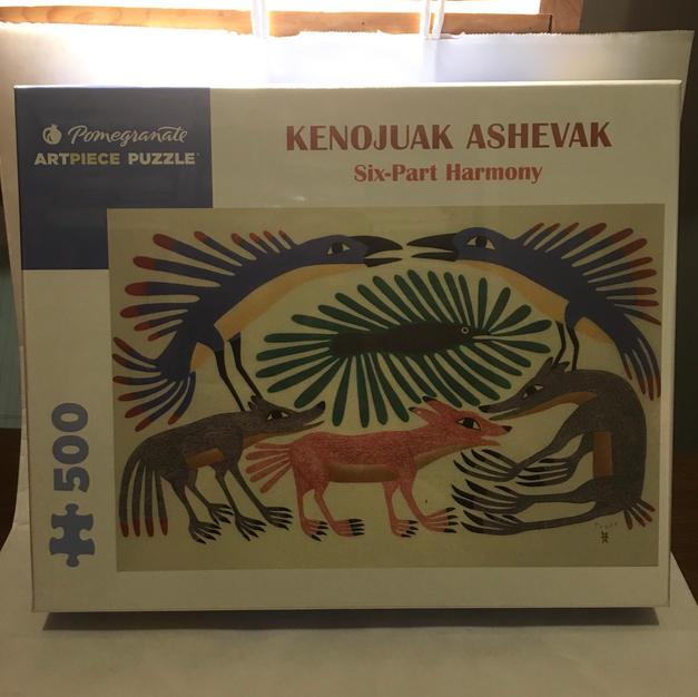 Six-Part Harmony - Kenojuak Ashevak