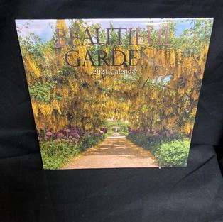2021 Wall Calendar - Beautiful Gardens
