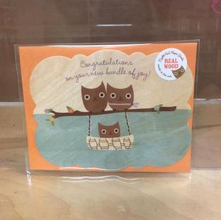 Bundle of Joy Congrats Baby - Night Owl Paper Goods