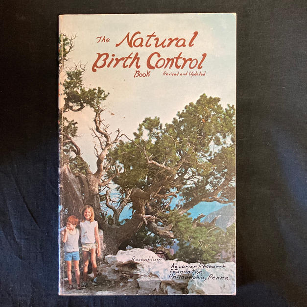 The Natural Birth Control Book
