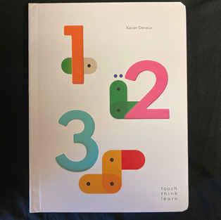 123 by Xavier Deneux