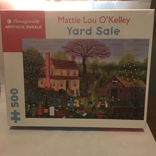 Yard Sale - Mattie Lou O'Kelley
