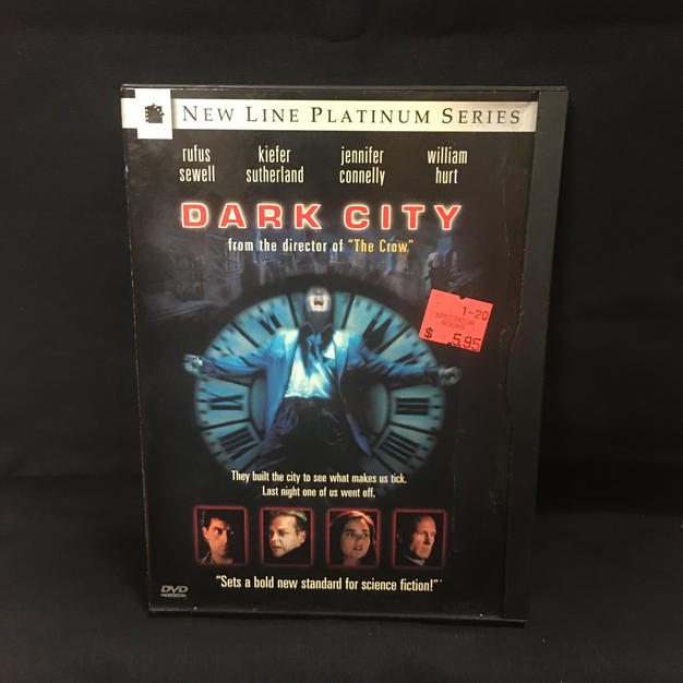 DVD - Dark City