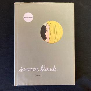 Summer Blonder by Adrian Tomine