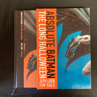 Absolute Batman: The Long Halloween by Jeph Loeb and Tim Sale