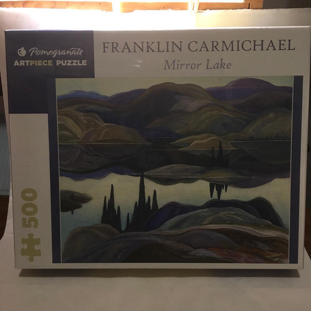 Mirror Lake - Franklin Carmichael
