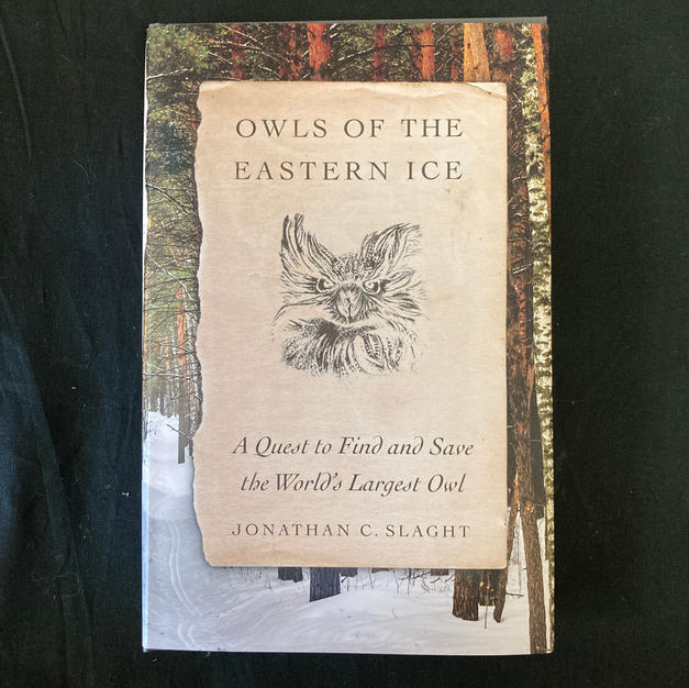 Owls of the Eastern Ice by Jonathan C Slaght